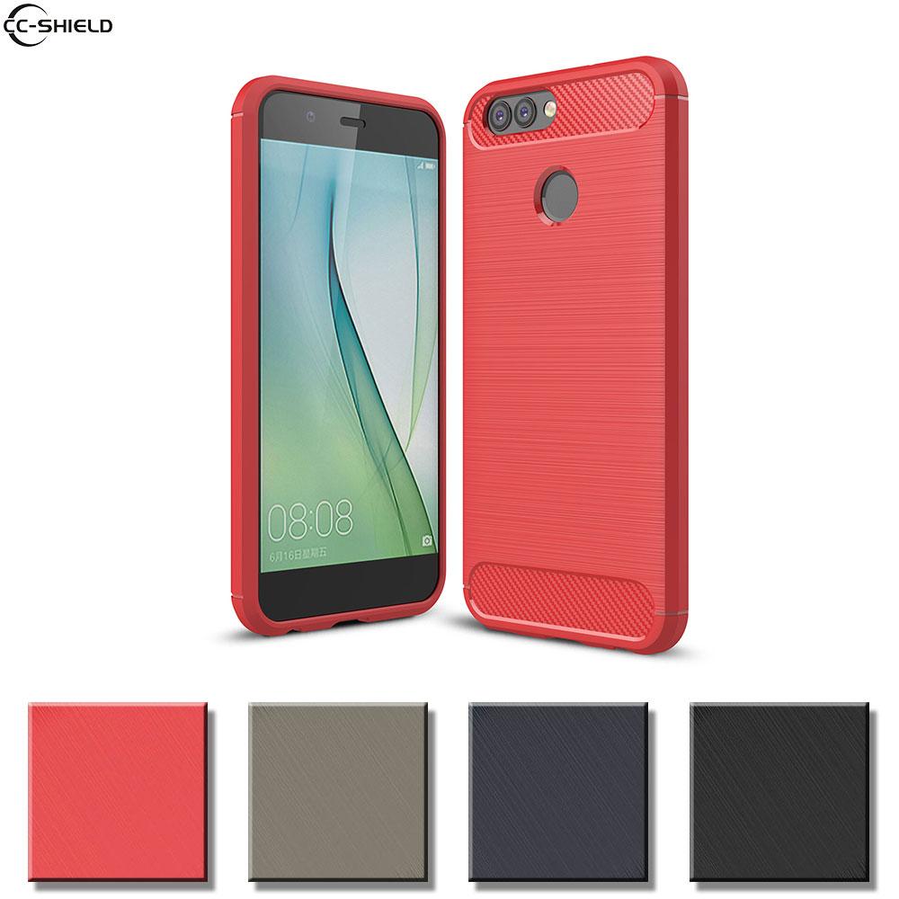 Fitted Case For Huawei Nova 2 Nova2 PIC-AL00 PIC-TL00 Bumper Case Phone Silikon TPU Cover For Huawei Picture PIC AL00 TL00 Cases