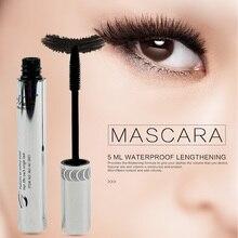 5 ml Waterproof Lengthening Makeup Mascara Thickening Volume Express Black