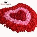 2000 accesorios de la boda de rose petals boda decoración de la mesa unids/lote RP4 de pétalos de rosa para bodas