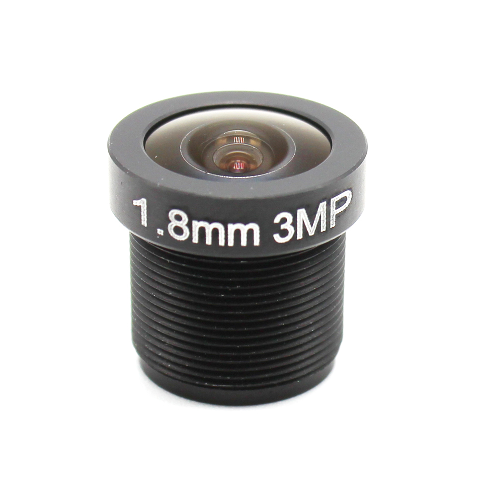 CCTV 1.8mm Security Lens 170 Degree Wide Angle CCTV fish eye Lens For IR Board CCTV HD AHD TVI CVI IP Camera M12x0.5 1 8mm mtv security lens 170 degree wide angle ir board cctv lens for surveillance camera