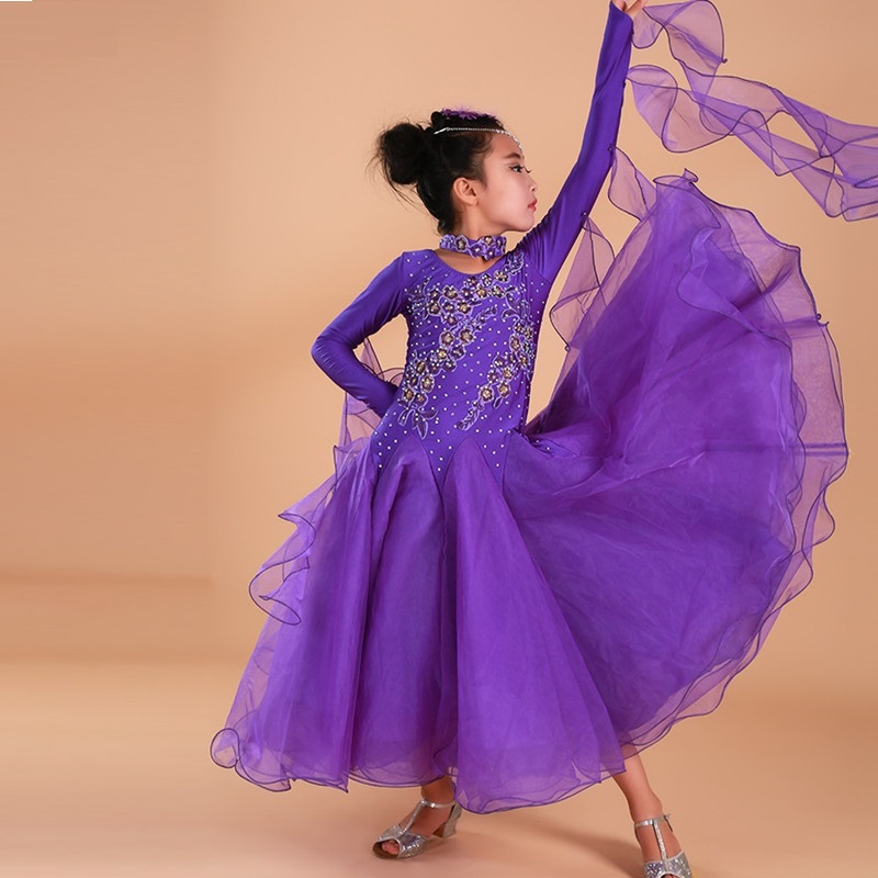 Excepcional Trajes De Baile únicos Embellecimiento - Vestido de ...