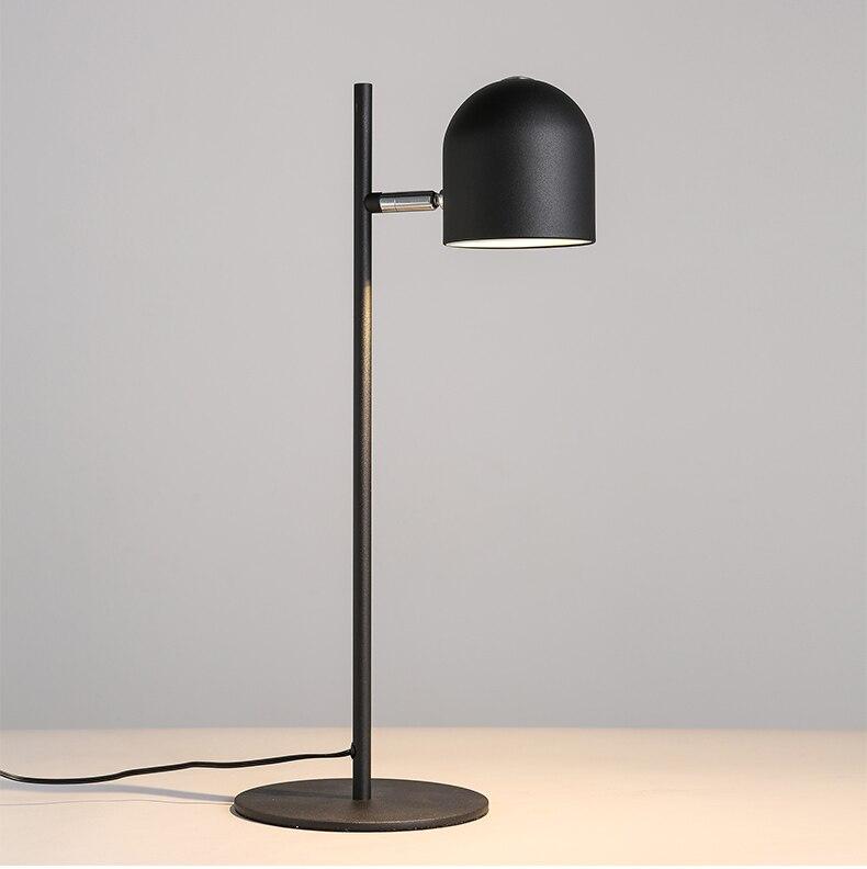 Die Nordic Minimalistische Mode Kreative Persnlichkeit Der Modernen Wohnzimmer Lampe Nachttischlampe Dimmen Schalter FG419