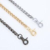 Quality Metal Purse Chain Strap Diy Accessories Bags Chain Handbag Cross Body Chain Free Shipping