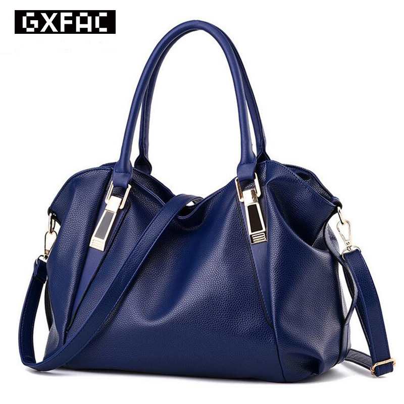 2017 New Designer Women Handbag Female PU Leather Bags Handbags Ladies Portable