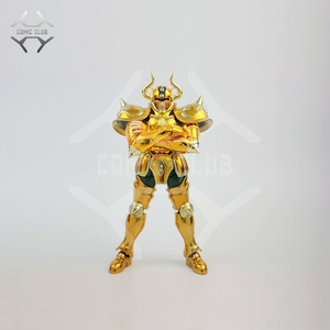 Image 1 - COMIC CLUB IN STOCK  METAL CLUB  metalclub MC S Temple ST Aldebaran Taurus Saint Seiya cloth Myth EX Gold Saint OCE Metal armor