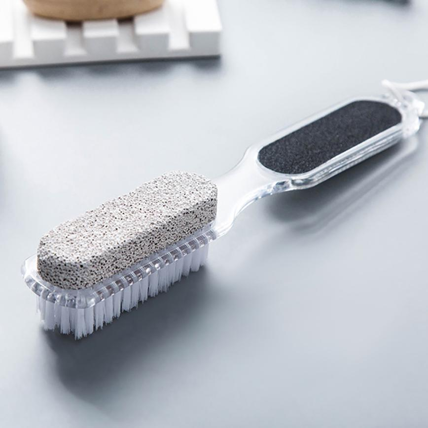 Foot Brush Scrubber Feet Massage Pedicure Tool Scrub Brushes Exfoliating Spa Shower Remove Dead Skin Foot Care Tool