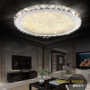luz de de Simple moderno techo Circular Creativo lámpara dBeoxWrC