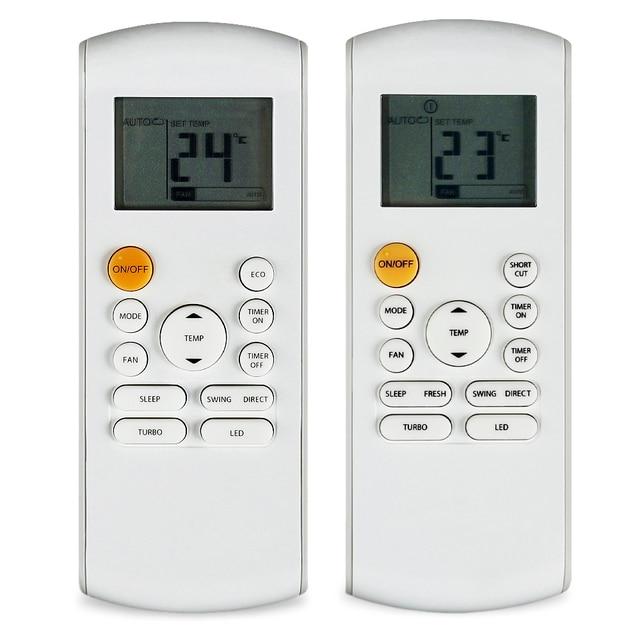 تكييف هواء جهاز تحكم عن بعد مناسب لـ ميديا Airfel Htw R57B1/BGE RIENT RG57B1 RG57B/BGE RG57B2 RG57D/BGE