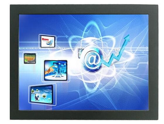Hot selling 2015 open frame monitor 12.1 touch screen Monitor 4-wire Resistive LCD Touch