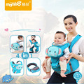Mambobaby 4 In 1 Multifunction Cartoon 3-36 Months Baby Carrier Baby Sling Hipseat Baby Wrap Backpack Breathable Infant Carriers