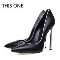 Пикантные высококачественные женские туфли лодочки Высокие каблуки Для женщин Насосы 2018 восемь выбор цвета свадебные туфли Насосы обувь д