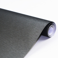 50cmX152cm Wiredrawing Carbon Fiber Vinyl Film Car Accessories Automobiles Motorcycle Bicycle Sticker Car Styling