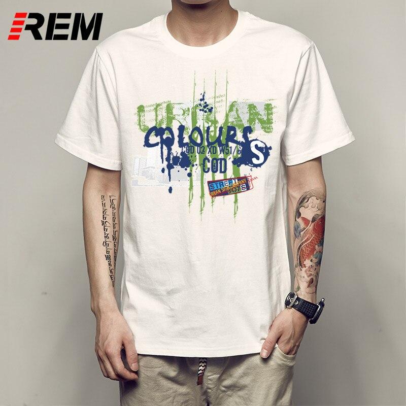 Homens Camisetas Cesta REM Bola Graffiti Camiseta Adulto 100% algodão de  Manga Curta Camiseta Para Adolescentes Estilo Simples Da Vida P531816 b78c42ec3c65b