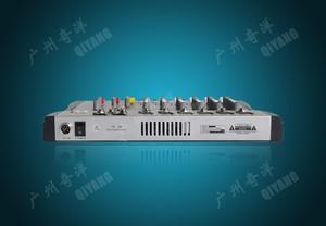 Image 5 - Freeboss MX 600 6ch Mono 6 kanallar iyi kalite sıcak satış USB profesyonel ses dj mikseri
