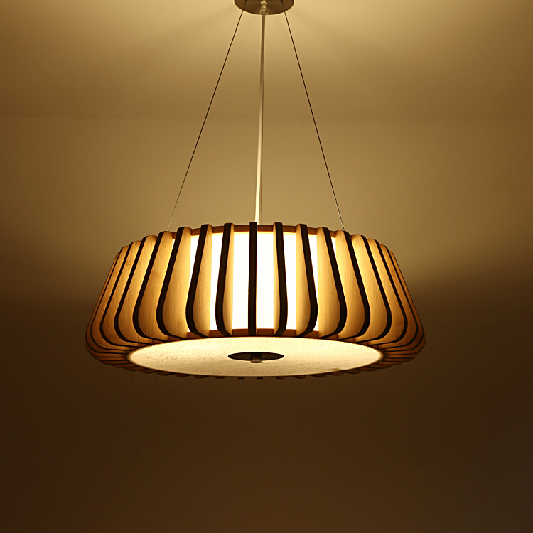 Bamboo restaurant meal living room lamp headlight lamps Nordic atmosphere Japanese bamboo chandelier bedroom lamp chandel zb29 restaurant cafe meal of lamps and lanterns hanging lamp is acted the role of single head 3 lemon meal hanging lamp