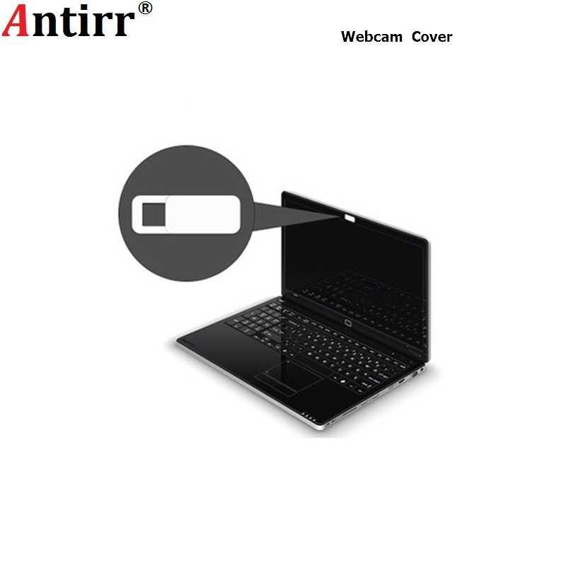 Antirr كاميرا عالية الجودة كاميرا مصراع مغناطيس الغطاء المنزلق البلاستيك غطاء ل الويب باد كمبيوتر محمول ماك اللوحي الخصوصية