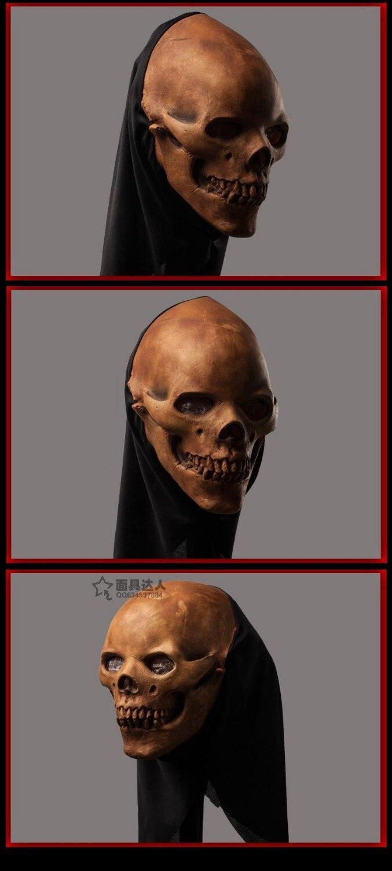 Online Shop Death shipping cranial skeleton skull ghost face mask ...
