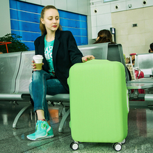 Elastic Luggage Cover Apply To 18~30Inch Suitcase Protective Trunk Cover Stretch Trolley case Dust cover Travel Accessories