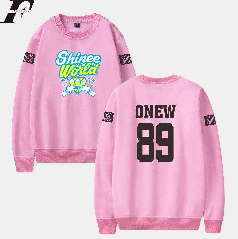 2018 harajuku SHINee Jonghyun R.I.P. Kpop oversized Hoodies Sweatshirts Women/Men tracksuit Mulheres Kpop moletom feminino