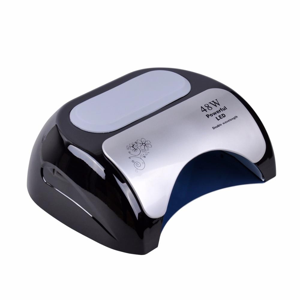 Biutee Professional 48W UV LED Nail Lamp Dryer For Nail Gel Polish Curing Art Manicure Automatic Sensor Nail Tools