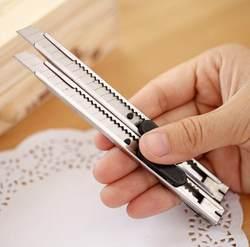 2 шт./компл. Art Ножи товары для рукоделия утилита Ножи Бумага и офиса Ножи Diy Art резак Ножи Канцелярские Школьные Инструменты Бумага резак