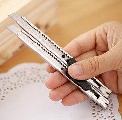 2 teile/satz Kunst Messer Kunst Liefert Utility Messer Papier Und Büro Messer Diy Kunst Cutter Messer Schreibwaren Schule Werkzeuge Papier cutter