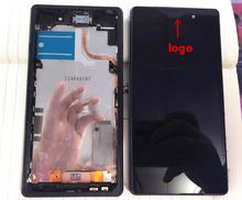 100% tested LCD Display For Sony Xperia Z2 L50W D6502 D6503 Digitizer Touch Screen with frame Assembly +Tools Black white purple