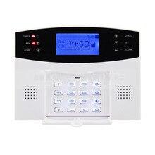 DIYSECUR 433 MHz Wireless Wired GSM/SMS/TEXTO/Dial de Seguridad Auto-Dial de Sistema de Alarma de Zona de Defensa para el Almacenamiento de Garaje Jardín de Su Casa