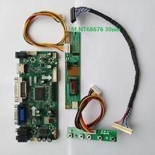 For LTN184KT02-T01 1680X945 VGA HDMI LCD DVI 1 Lamps 18.4″ 30pin LVDS Controller board Screen panel Monitor Kit