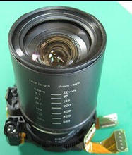 FREE SHIPPING ! CAMERA LENS UNIT REPAIR PART FOR CANON SX20 IS SX 20 +CCD (no moto)