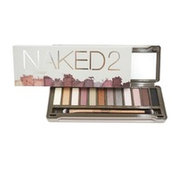 Nk 2 3 5 Eyeshadow Pallete Balm Glitter Palette Brow Cosmetic Makeup Natural Matte Gift Pro