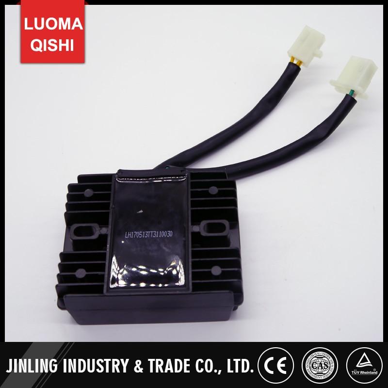 Regulator Fit For 300cc ATV Jinling 300cc parts EEC JLA-925E,JLA-931E Engine JL1P73MN***