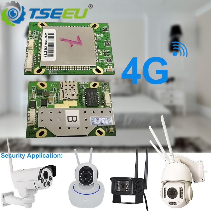 4G 3G PCB Board For IP Camera SIM Surveillance Camera Repair Parts Replacement Signal Motherboard 4G PCB Module Mainboard ALK