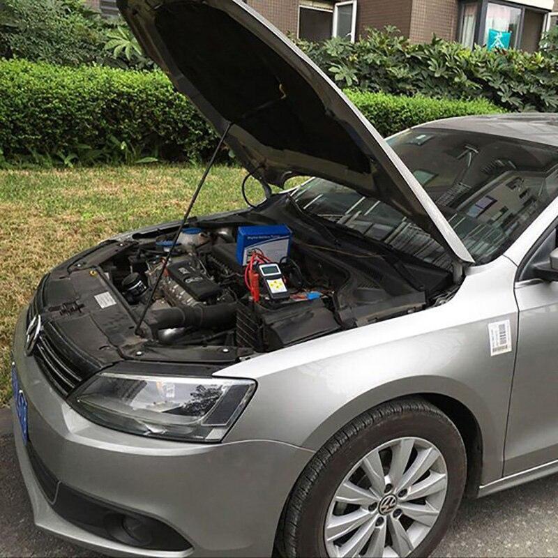 Image 2 - Lansl MICRO200 цифровой тестер батареи 12 В тестер емкости батареи CCA автомобильный инструмент для диагностики батарей Анализатор батареи-in Тестеры аккумуляторов from Автомобили и мотоциклы