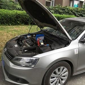 Image 2 - Lansl MICRO200 Digital Battery Tester 12V Battery Capacity Tester CCA Car Battery Diagnostic Tool Battery Analyzer