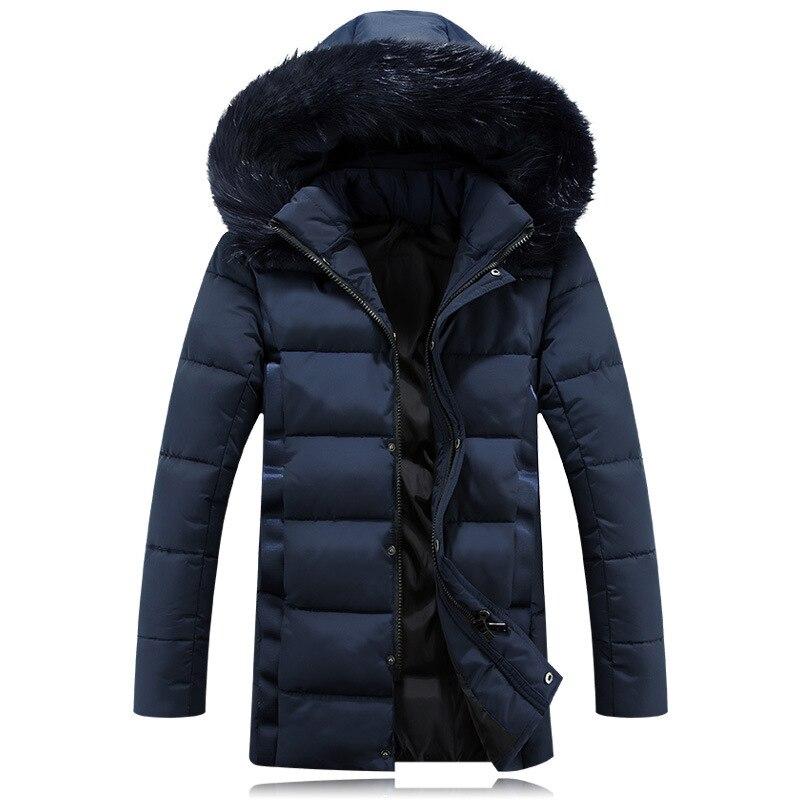 Maxi Winter Jacket Men Coat Plus Size  Mens Jackets And Coats Parka Manteau Homme Hiver Abrigos Hombres Invierno Hot Sale #036