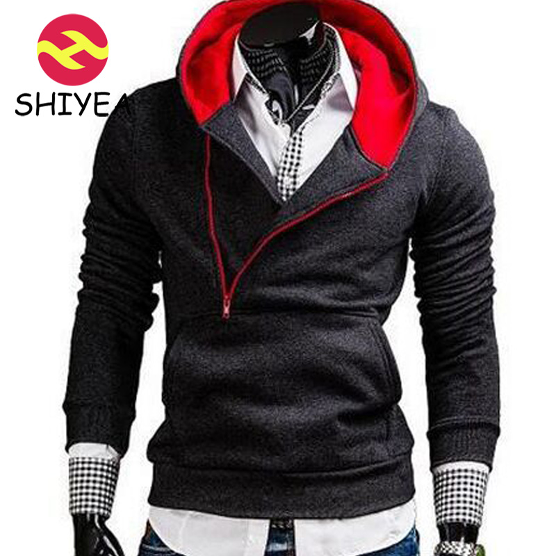 Aliexpress.com : Buy 2015 New Autumn Mens Stylish Hoodies Men ...