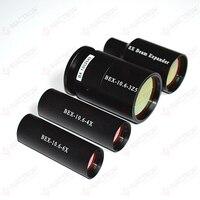 BEX 10.6 2 10.6um 2 times Laser Beam Expander for Co2 Laser Marking Machine