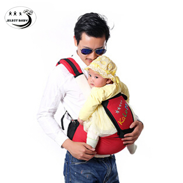 Ergonômico multifuncional frente virada Baby mochila bebê recém-nascido crianças Carriage envoltório Sling atividade & Gear Mochilas portador de bebê