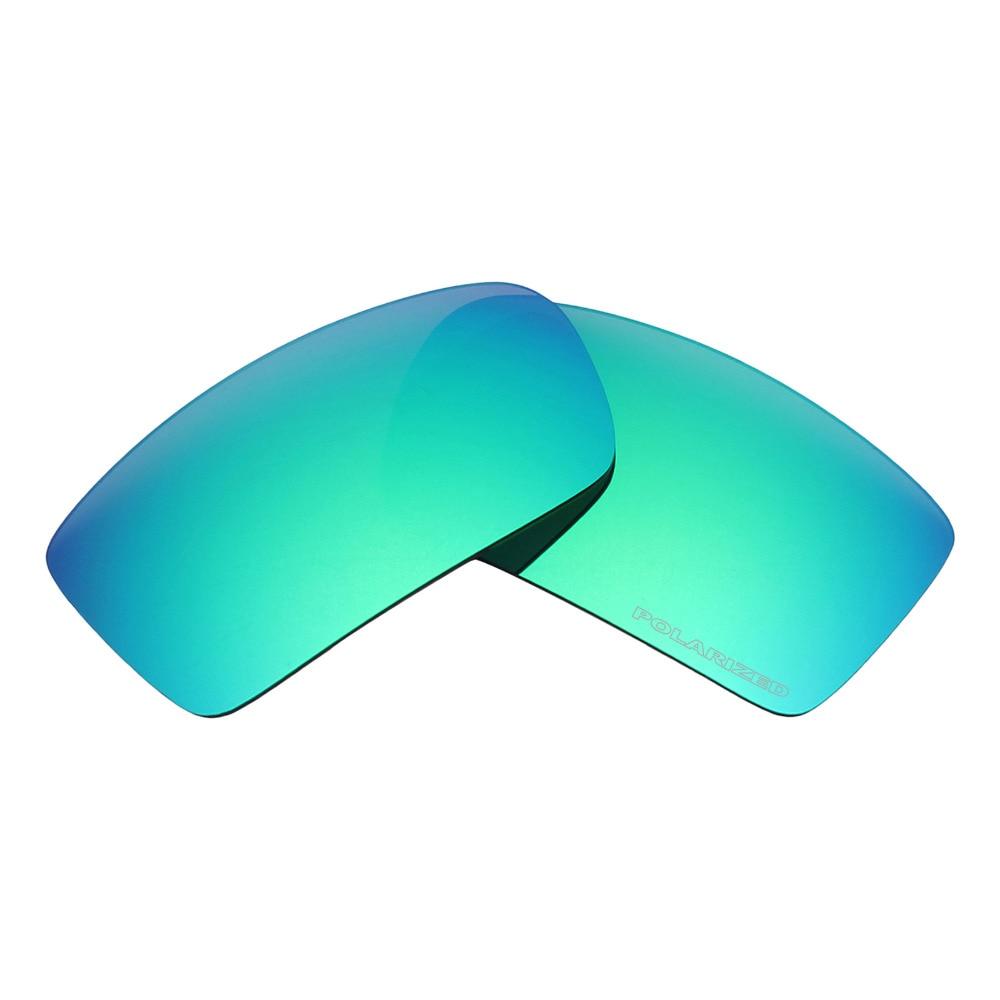 ce6554db89 Mryok + polarizadas resistir mar reemplazo Objetivos para Oakley GASCAN  Gafas de sol verde esmeralda en Gafas Accesorios de Accesorios de ropa en  ...