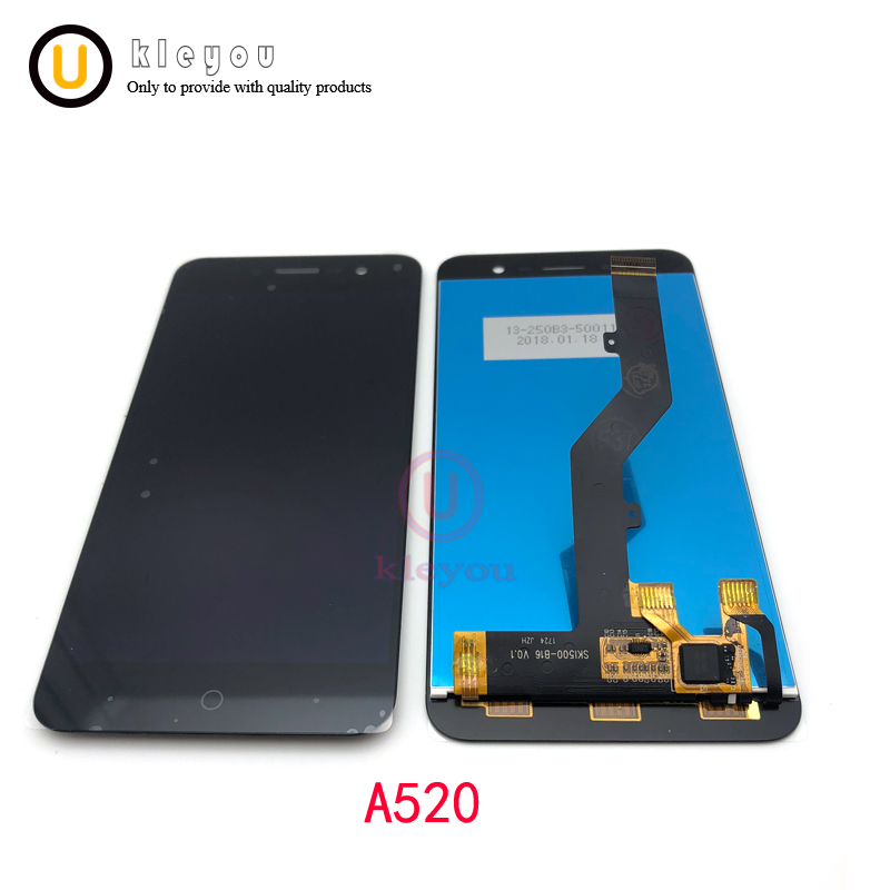 suitable for zte blade a520 lcd display screen mobile phone touch