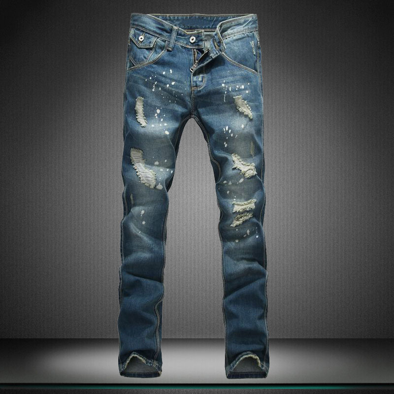 fear of god trousers boy jeans designer brand pants straight new man s jeans Casual pants