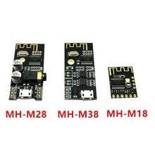 10 قطعة بلوتوث اللاسلكية الصوت بطاقة استقبال MH MX8 BLT 4.2 mp3 ضياع فك عدة MH M18/M28/M38