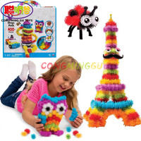 Bunchems 400 Piece Mega Pack Squish Connect And Create DIY Kid S Gift