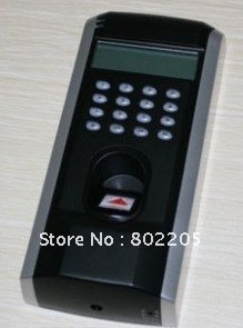 Free shipping!! Fingerprint Access Control Time Attendance System Tcp/ Ip