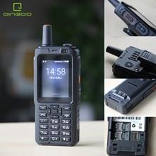 Walkie Talkie móvil con tarjeta SIM, 4G, WIFI, GPS, llamada global portátil, radio bidireccional con batería de 4000mAh