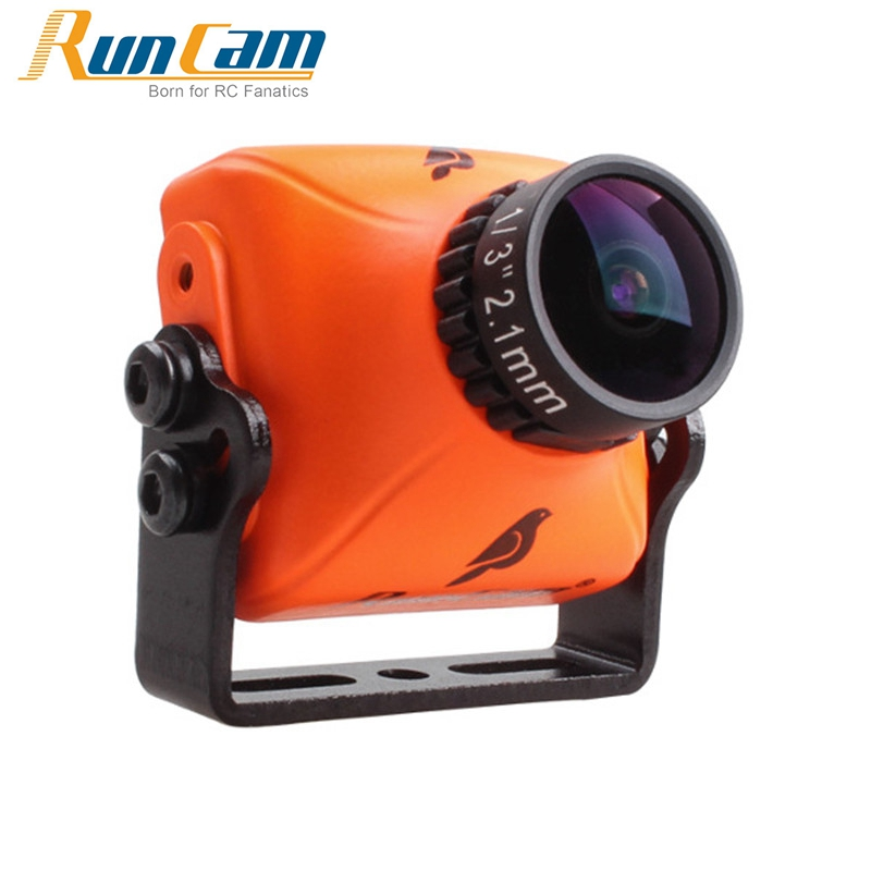 Original RunCam Sparrow WDR 700TVL 1/3 COMS 2.1mm FOV150 Degree 16:9 OSD Audio Mini FPV Action Camera NTSC/PAL Switchable OrangeOriginal RunCam Sparrow WDR 700TVL 1/3 COMS 2.1mm FOV150 Degree 16:9 OSD Audio Mini FPV Action Camera NTSC/PAL Switchable Orange