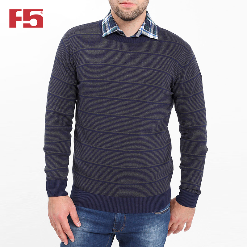 Фото - [] F5  navy grey 281007 active cut out elastic vest in navy