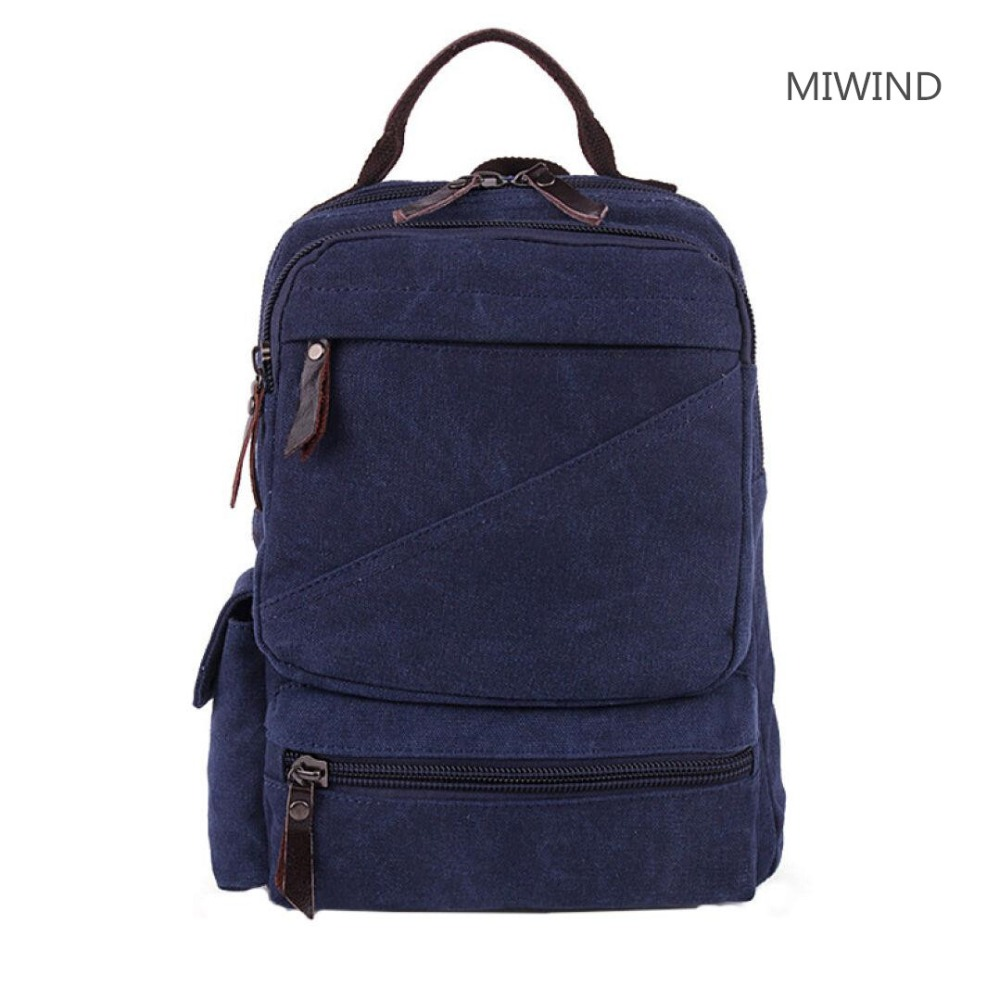 110 28 colours mini shoulder bag female tide casual PU small backpack fashion woven student 110