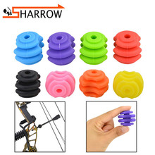 Damper Bow-String Stabilizer Hunting-Accessories Archery-Compound Rubber Shooting Shock-Absorber